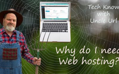 Why do I need web hosting?
