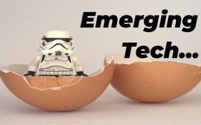 Emerging Tech: VUI, TGC, AI and VR