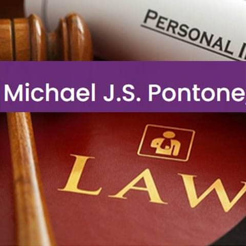 Pontone Law